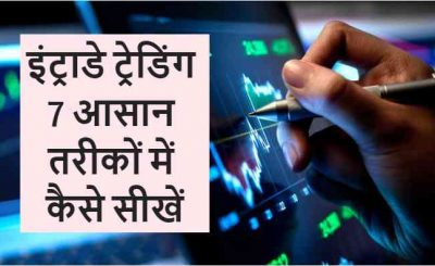 Learn Intraday Trading Hindi