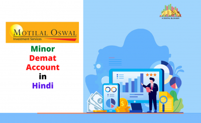 Motilal Oswal Minor Demat Account in Hindi